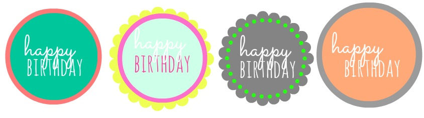 free printable happy birthday tags ; happy-happy-happy