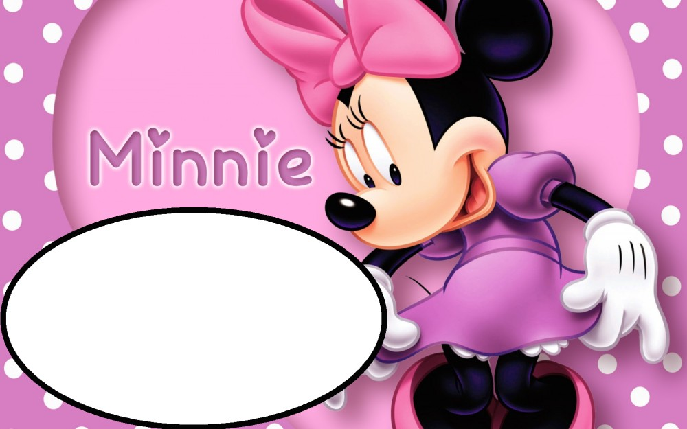 free printable minnie mouse birthday invitation templates ; Pink-Minnie-Mouse-Template-for-Birthday-party-Invitations