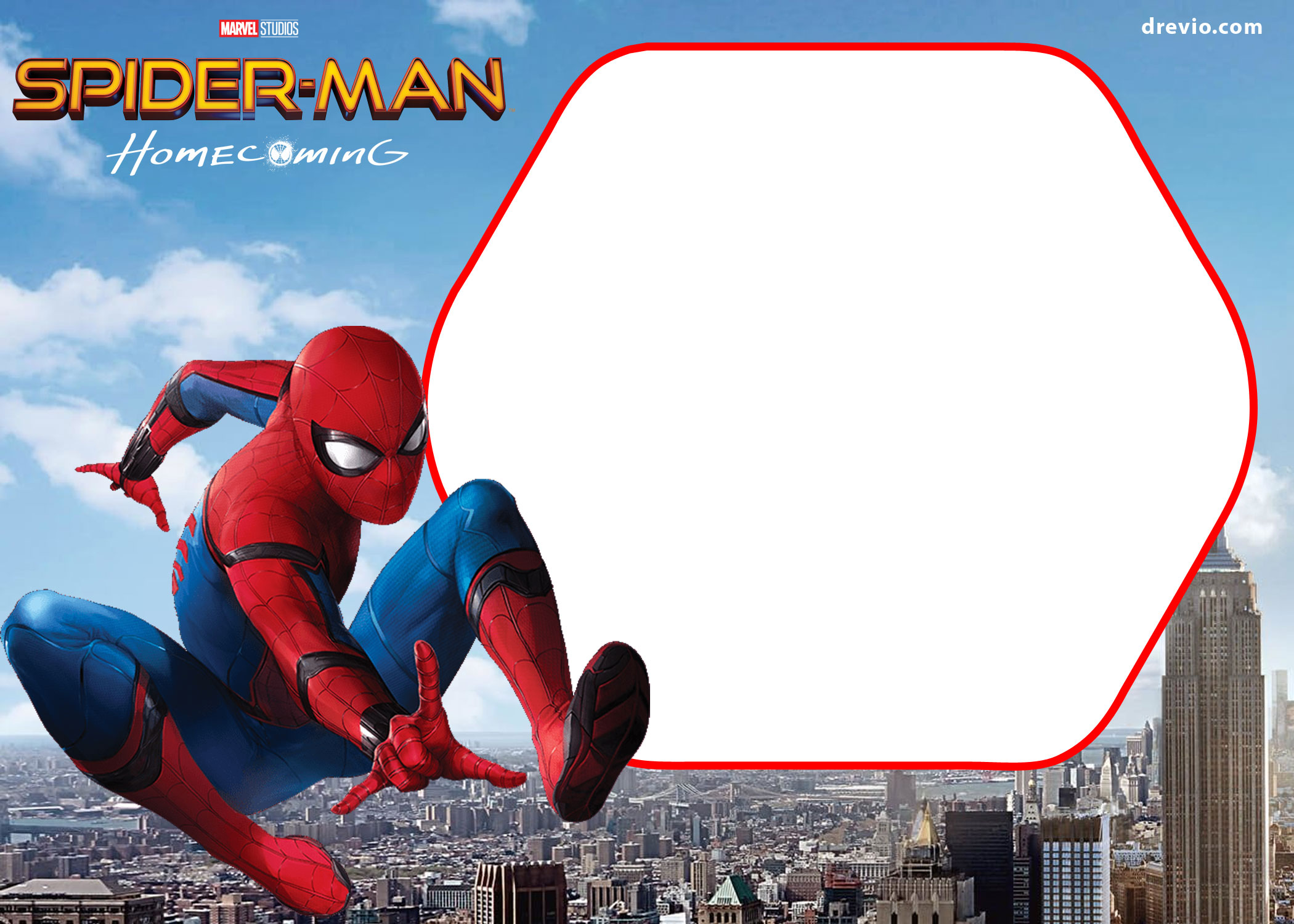 free printable spiderman birthday invitation templates ; 5936a7aa3ce757828ae28fd5e635664e