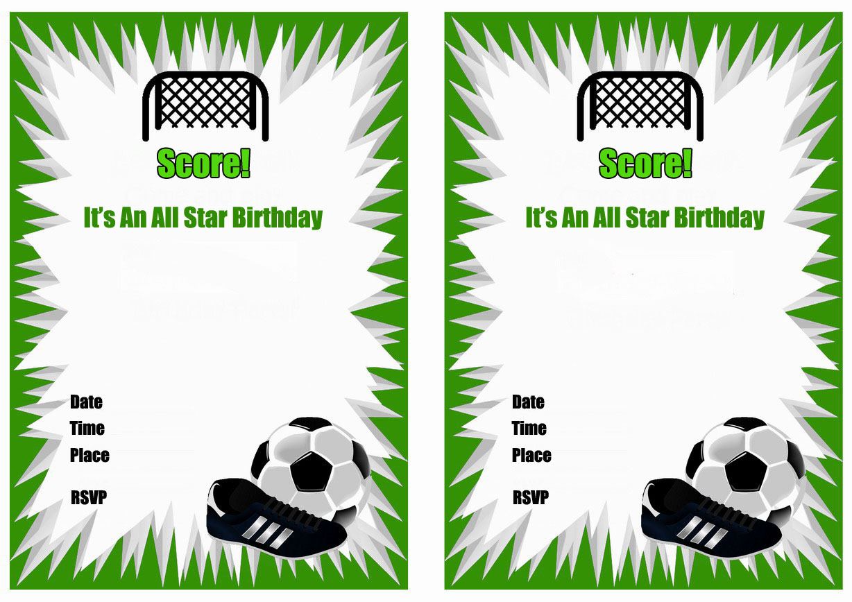free printable sports themed birthday invitations ; 48a0290efcd2be42952219093779aa2f