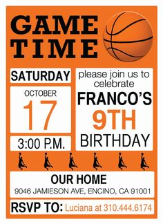 free printable sports themed birthday invitations ; b640f17555319d05eabfd95896aef65f--th-birthday-basketball-themed-birthday-party