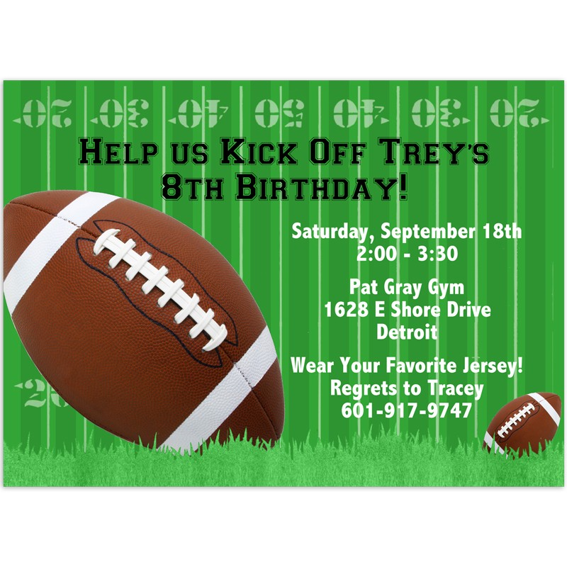 free printable sports themed birthday invitations ; football-party-invitations-free-is-the-newest-and-best-concepts-of-exceptional-Party-invitations-16