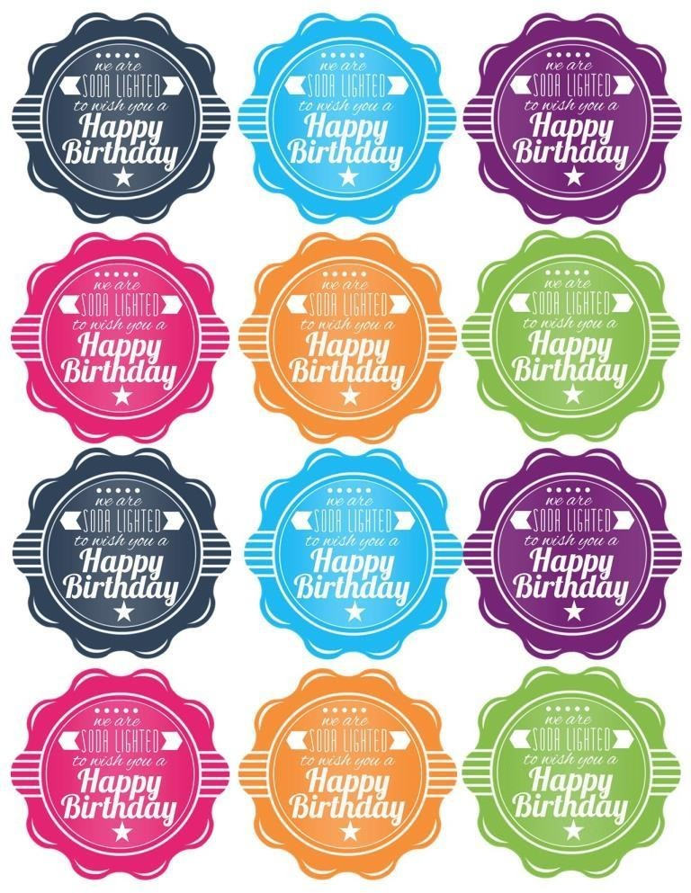 free printable thank you tags for birthday favors ; Burlap-and-Denims-Soda-Lighted-Birthday-Labels