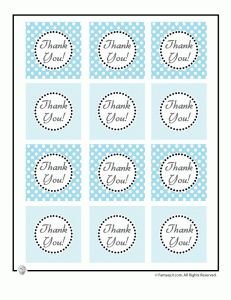 free printable thank you tags for birthday favors ; e3fe176bb9f2f6286c3e657d1eff863f--snowflake-birthday-parties-winter-birthday-parties