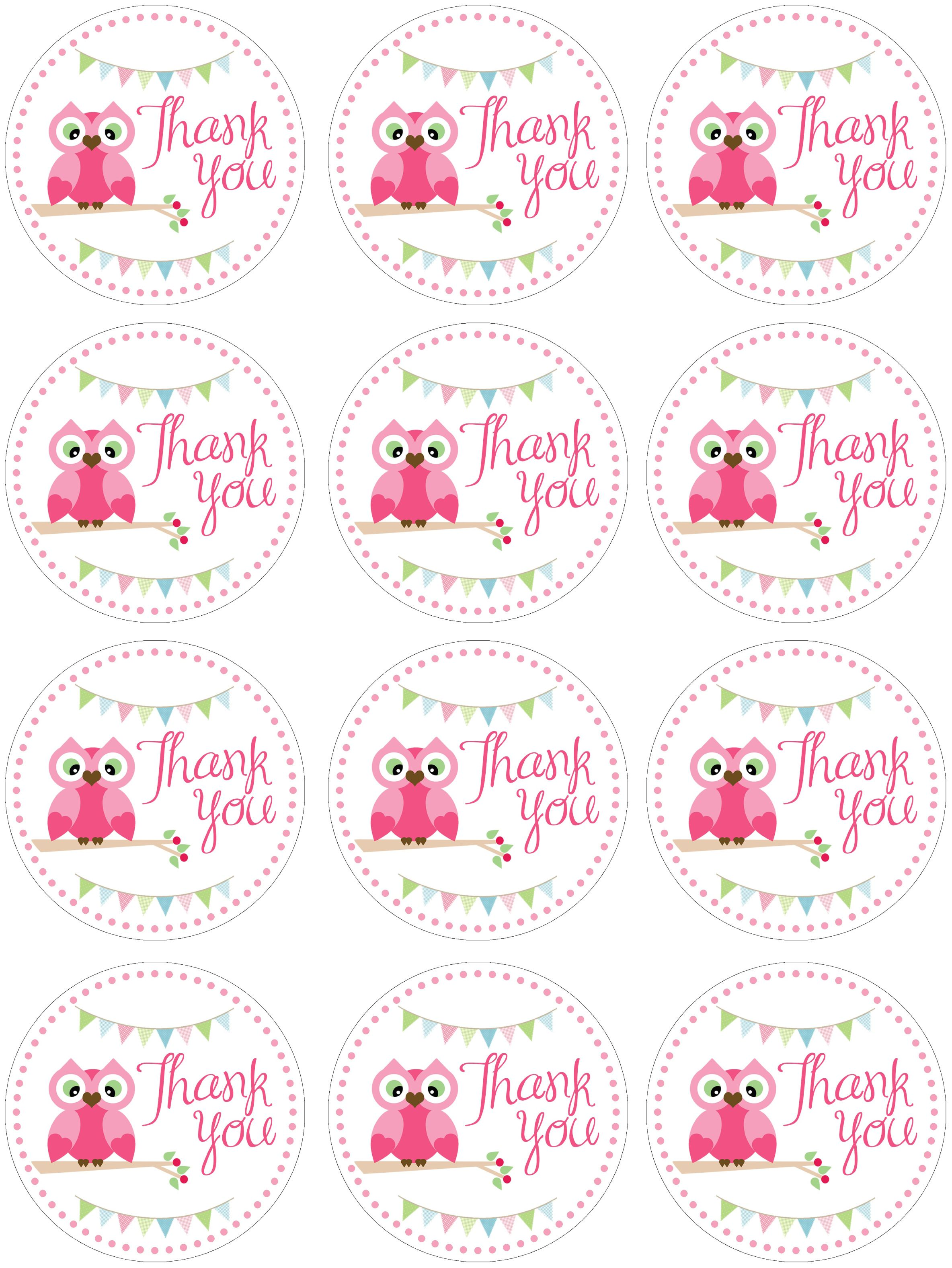 free printable thank you tags for birthdays ; 5f1f2672c3fee73697d2ce307527df14