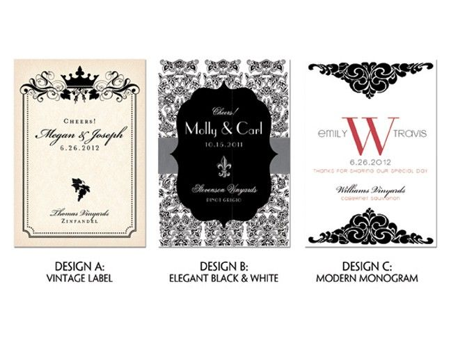 free printable wine labels for birthday ; 8b6845f9de46a998a3947f013d34d3fd--wedding-logos-bottle-crafts