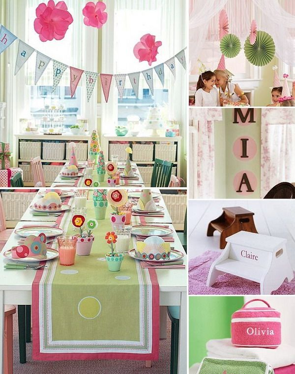 fun activities for birthday parties at home ; 23496e7b3f6a41ad10d27f2cec382158--girls-birthday-party-themes-girl-parties