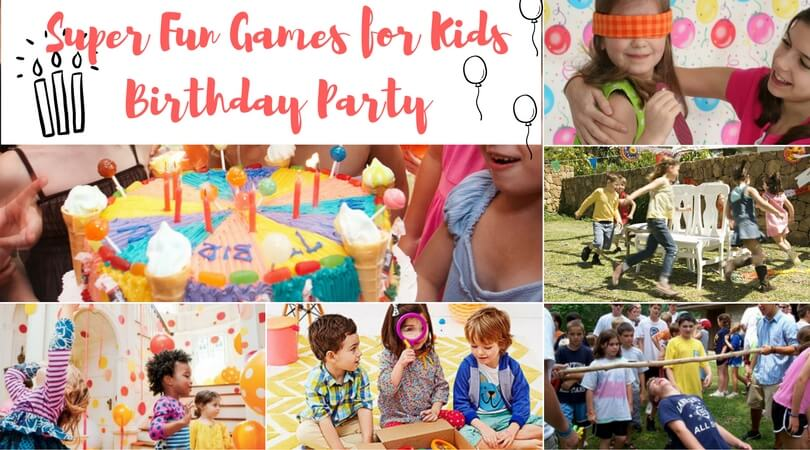 fun activities for birthday parties at home ; Super-Fun-Games-for-Kids-Birthday-Party