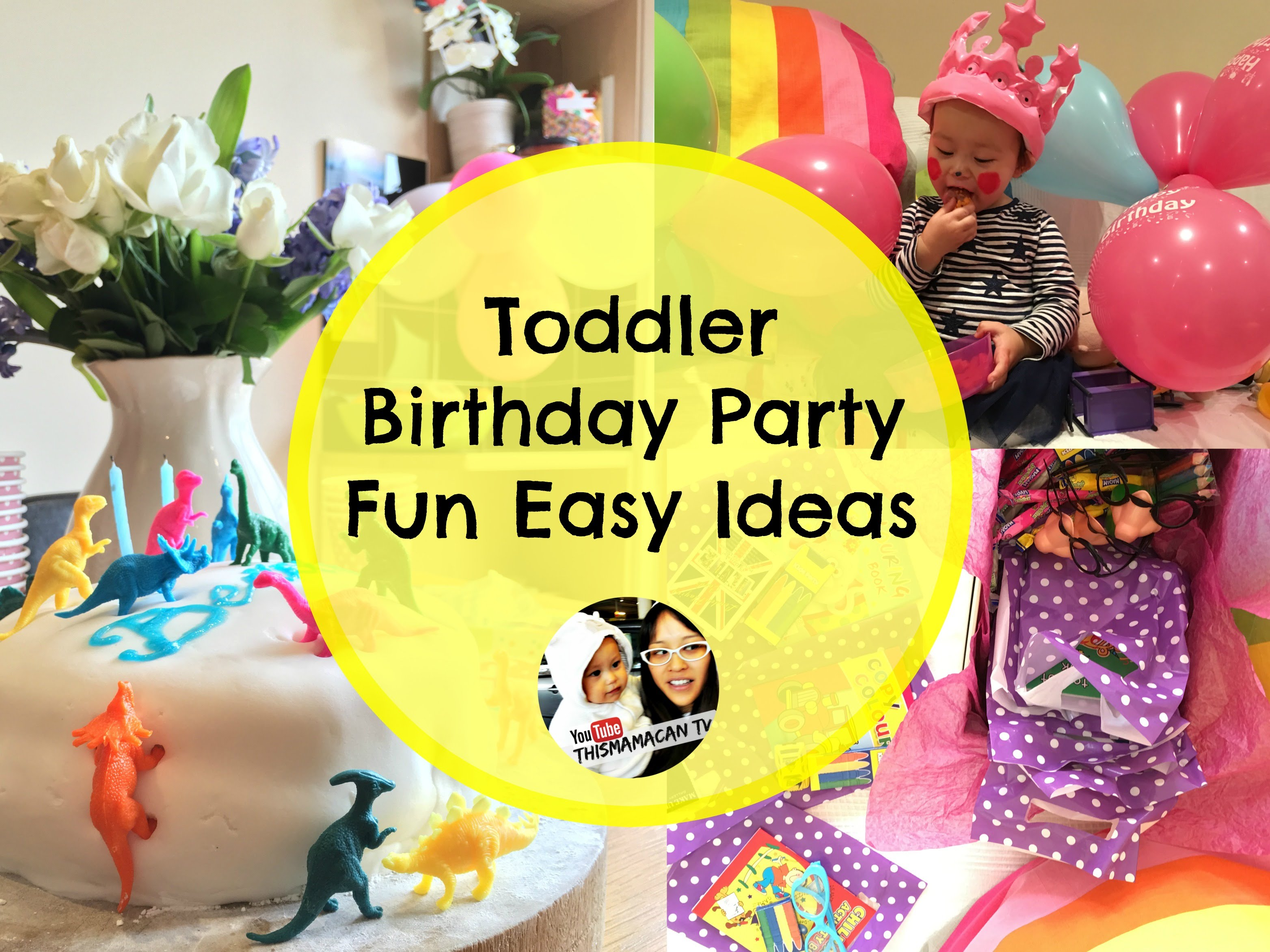 fun activities for birthday parties at home ; maxresdefault