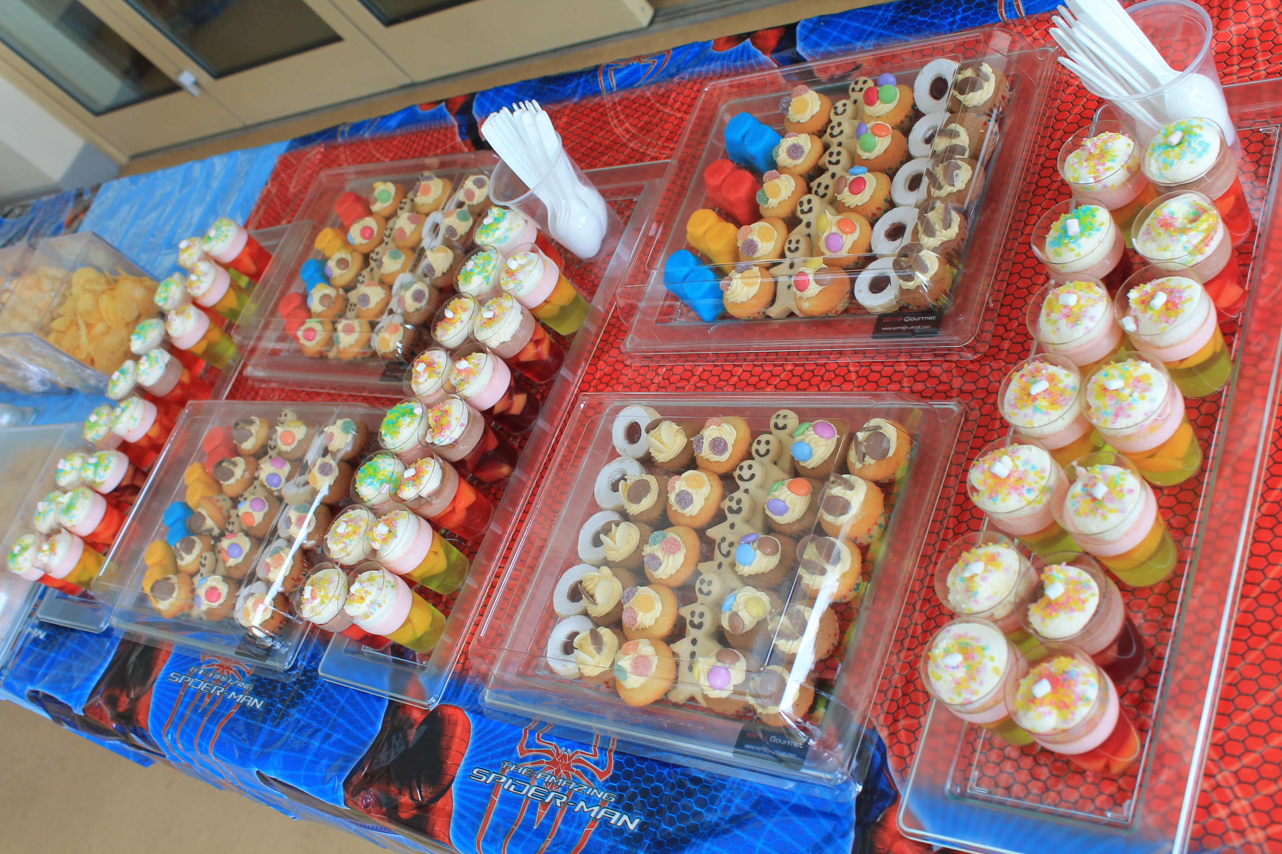 fun activities for children's birthday parties ; themed-childrens-party-food-wirral