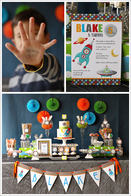fun activities for kids birthday party ; Boys-Party-Ideas-21