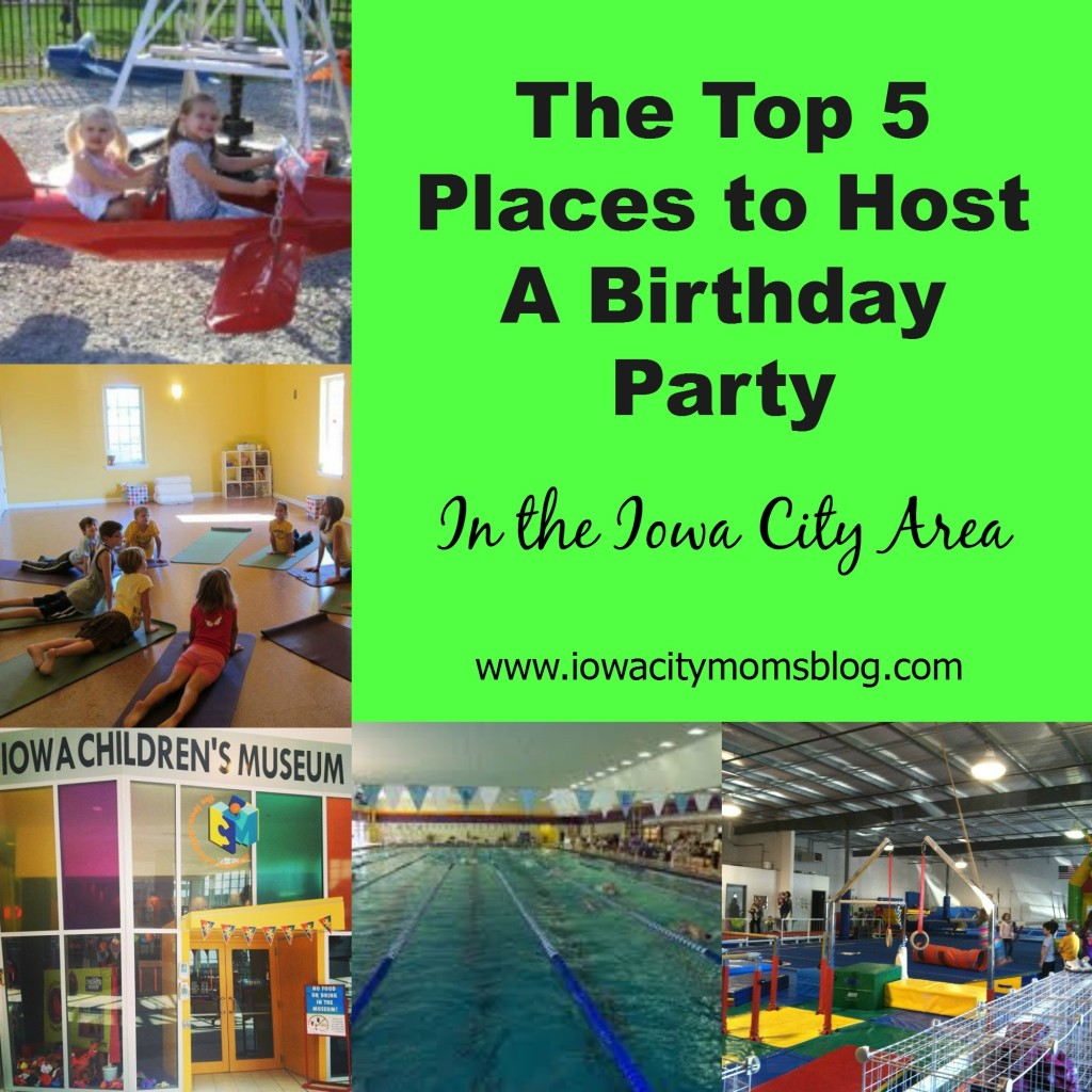 fun activities for kids birthday party ; Top-5-Places-to-Host-a-Birthday-Party