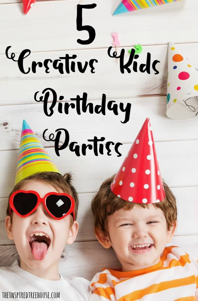 fun activities for kids birthday party ; kids-birthday-party-ideas-pin