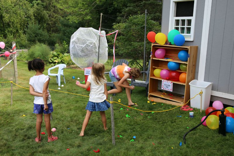fun activities for kids birthday party ; summer-party-games-ideas