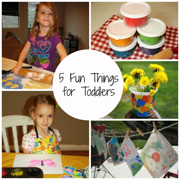 fun activities for toddler birthday party ; 5-Fun-Things-Toddlers