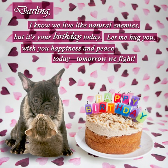 funny birthday wish for husband messages ; funny-birthday-wishes-for-husband