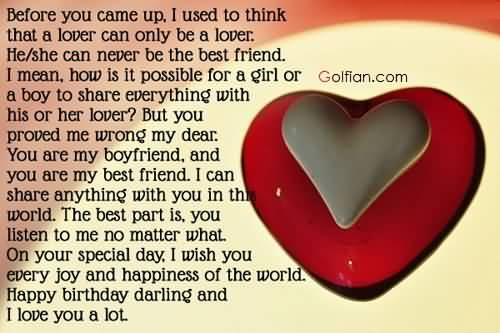 good wishes for birthday message ; Fabulous-Birthday-Wishes-For-Darling-Boyfriend-E-Card