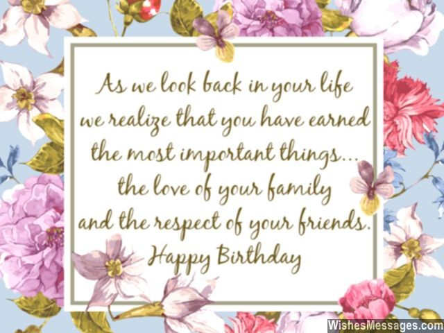greeting card messages for 60th birthday ; Beautiful-words-for-60th-birthday-wishes-friends-and-family-640x480