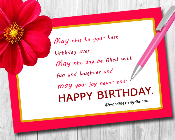 greeting card messages for birthday ; birthday-card-messages-for-friends-1