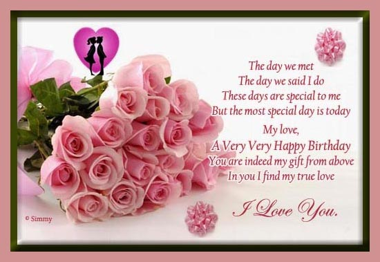 greeting card messages for husband birthday ; 317952