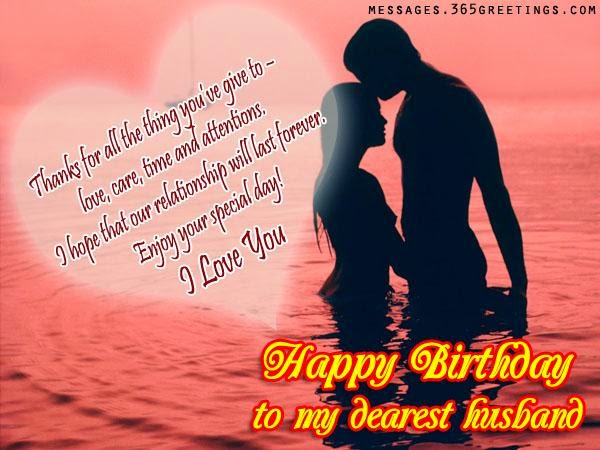 greeting card messages for husband birthday ; romantic-birthday-wishes-for-husband