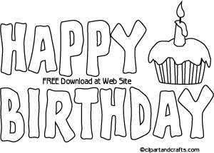happy birthday banner coloring pages ; f2d761341fd06380519aa0d6081923a7