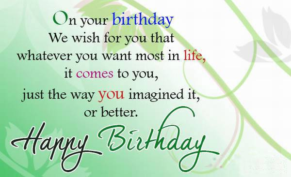 happy birthday best wishes message ; 53d138909148706c8ab40d673192a841