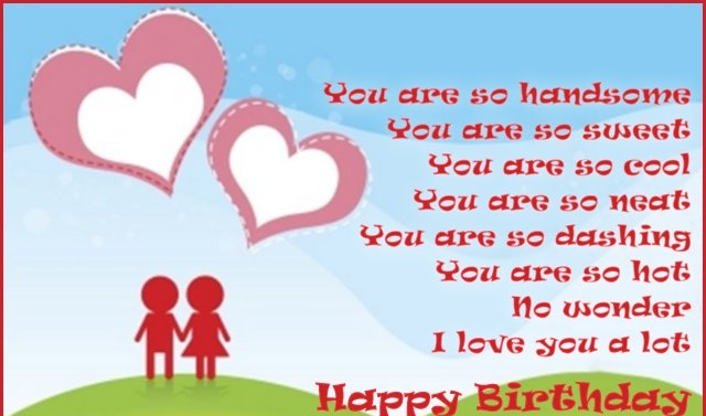 happy birthday best wishes message ; You-Are-So-Sweet