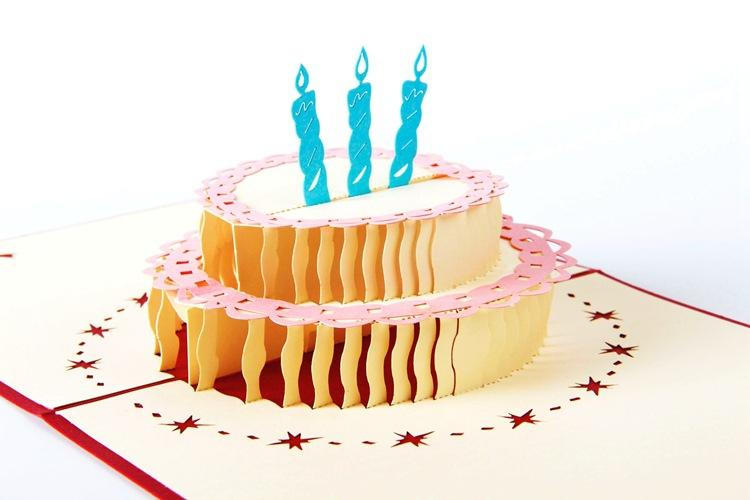 happy birthday cake greeting cards images ; 3d-pop-up-blessing-card-handmade-happy-birthday