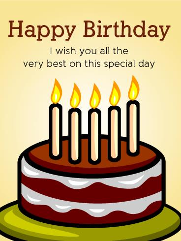 happy birthday cake greeting cards images ; b_day40-02bae4ed71c37c343f9a35a8a815e263