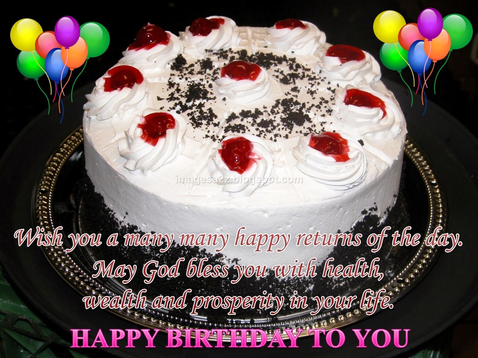 happy birthday cake picture messages ; 46209897d6b3f413c93b129f1a45174e