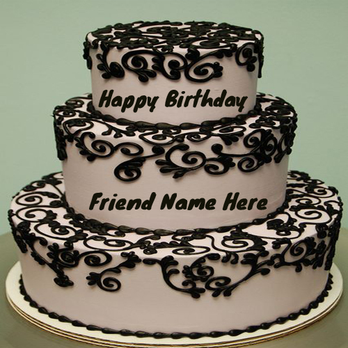 happy birthday cake with photo edit online free ; 544bb73ff84c3273b4e00f8a1bed1e95
