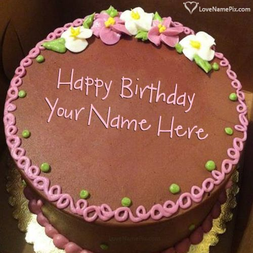 happy birthday cake with photo edit online free ; birthday-cake-generator-42-best-birthday-cakes-with-name-images-on-pinterest-happy-chocolate