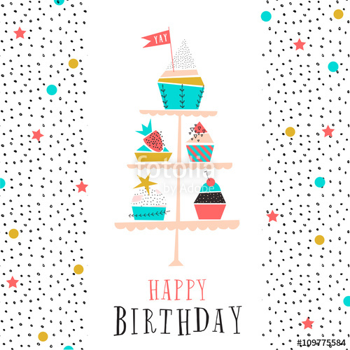happy birthday card design template ; 500_F_109775584_bzLTsEmHQ4kzOEZ0LCJPgi1meb2iQJls