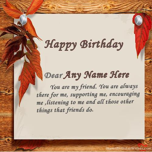 happy birthday card wishes with name ; c65f84051373754259edc54809165eb7