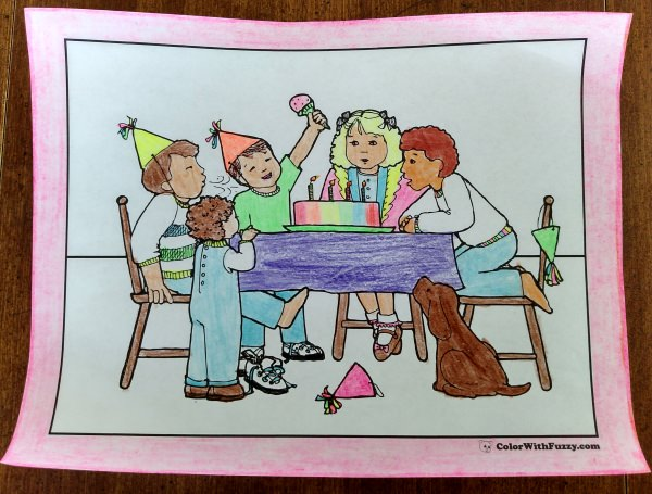 happy birthday coloring banner ; photo-happy-birthday-coloring-pages