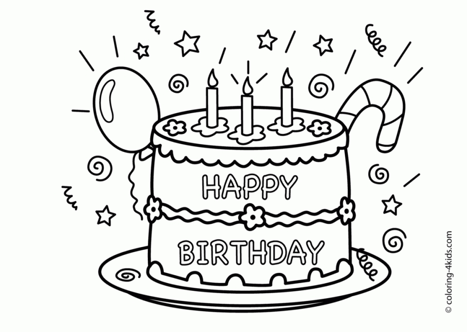 happy birthday coloring sign ; happy-birthday-coloring-page-printable-to-pretty-print-photo