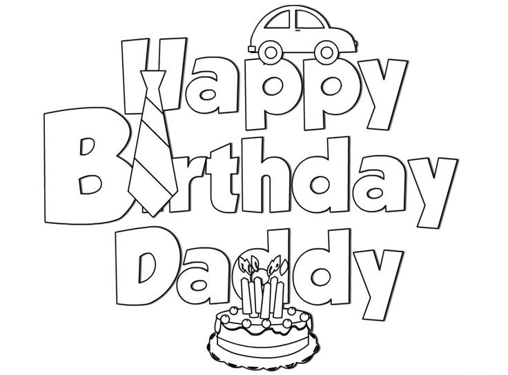 happy birthday dad coloring sheets ; Appealing-Happy-Birthday-Daddy-Coloring-Pages-83-For-Picture-Coloring-Page-with-Happy-Birthday-Daddy-Coloring-Pages