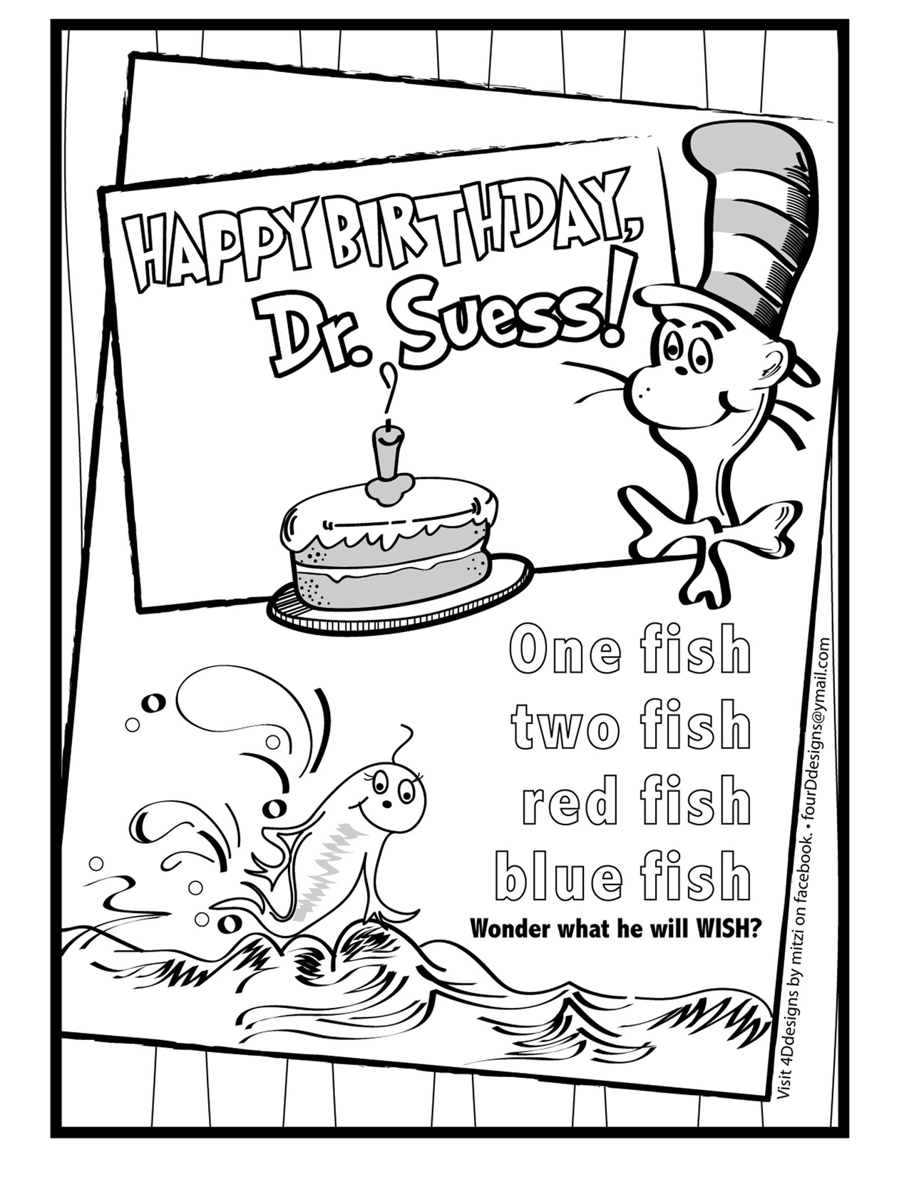 happy birthday dr seuss coloring sheets ; 6450d038a0d03ee9da9572608605ef5f