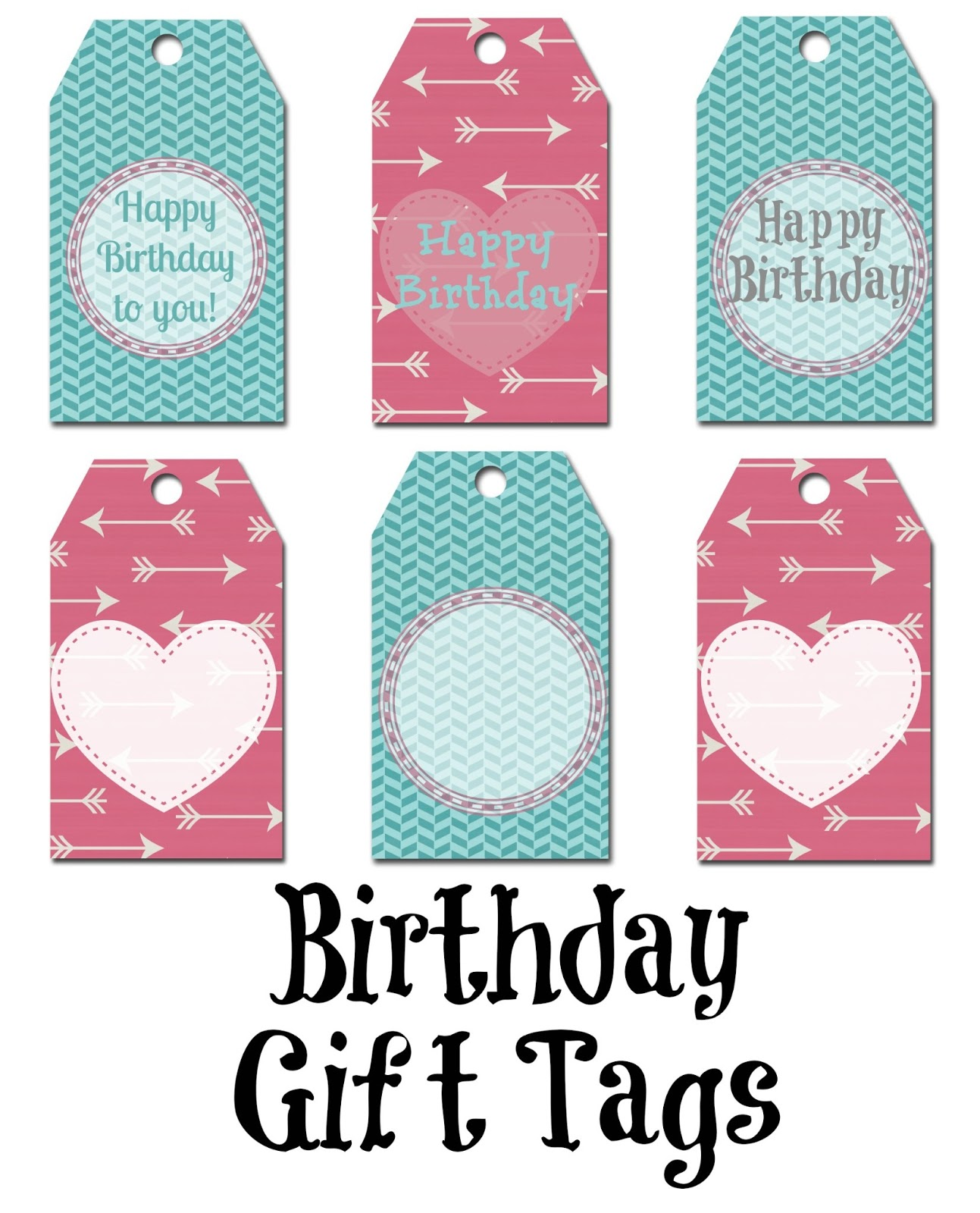happy birthday free printable tags ; free-printable-birthday-gift-tags_235279