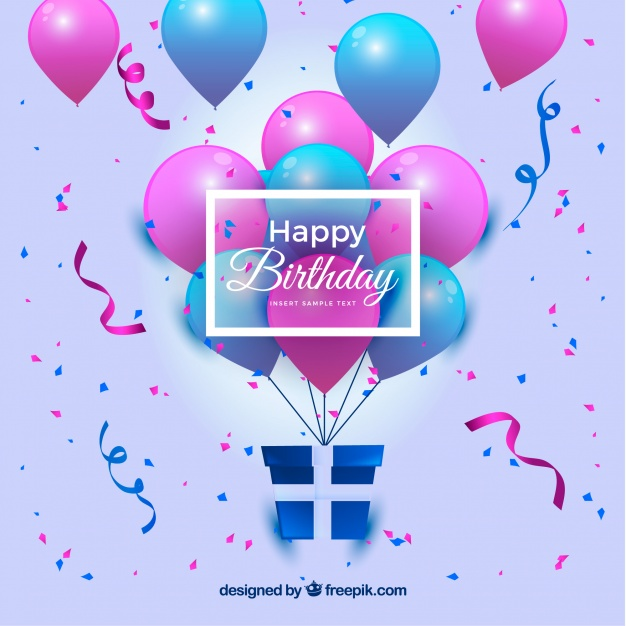 happy birthday gift photo download ; happy-birthday-background-with-balloons-and-gift_23-2147642698
