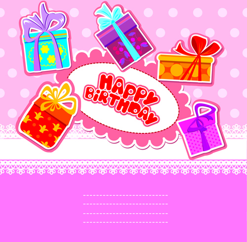 happy birthday gift photo download ; happy_birthday_gift_cards_design_vector_521960