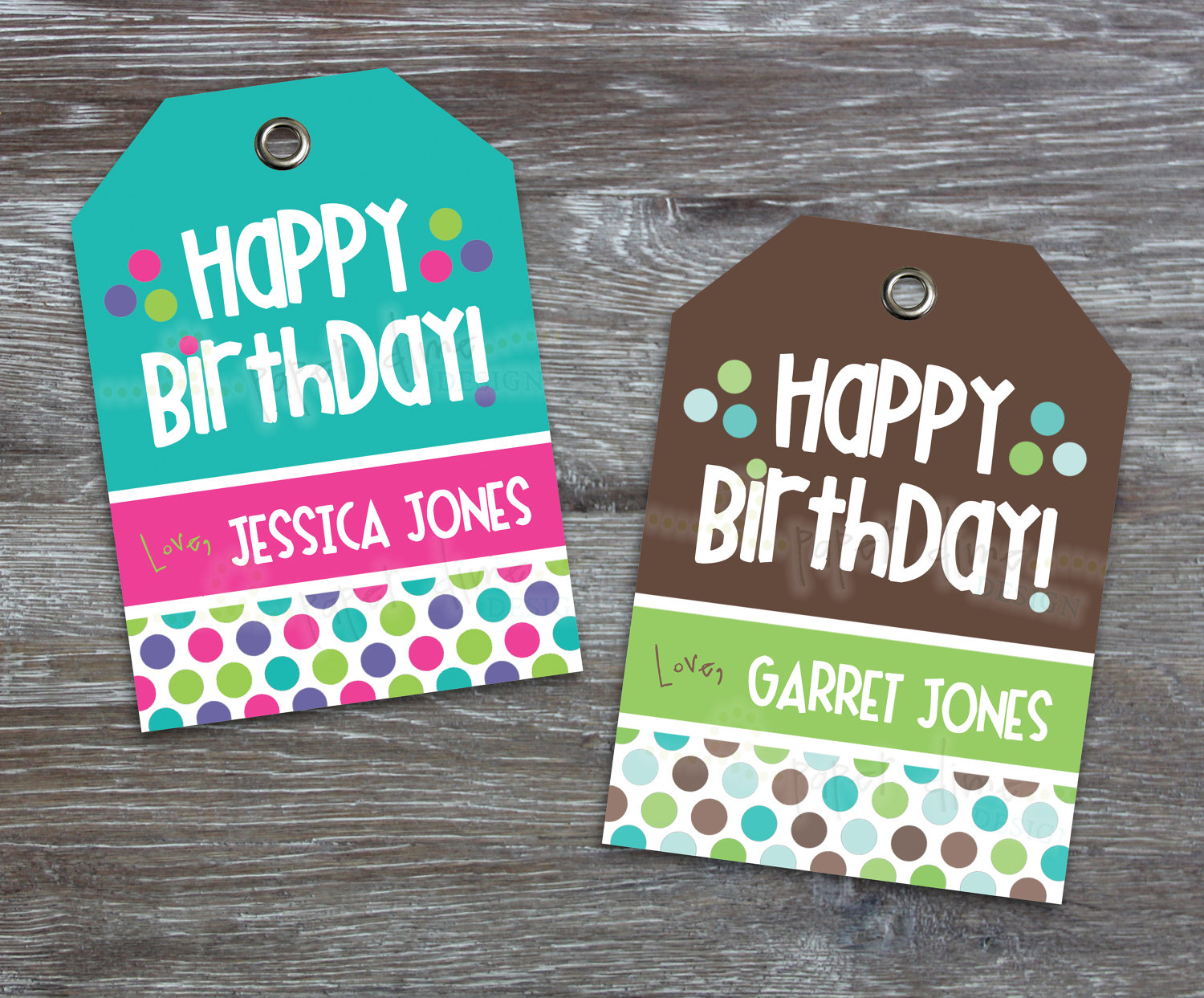 happy birthday gift tag printable ; il_fullxfull