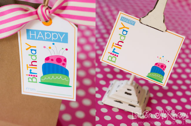 happy birthday gift tag printable ; princess-birthday-gift-tags-and-cards-for-girls-lauren-mckinsey
