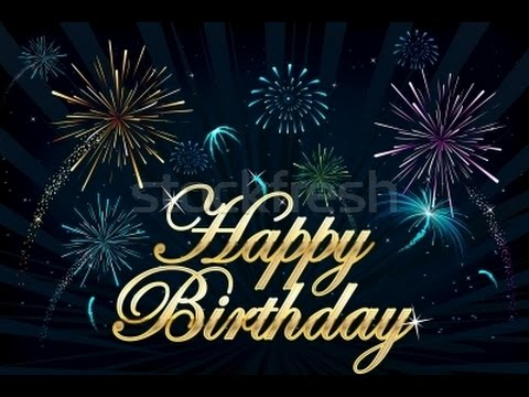 happy birthday greeting card images ; hqdefault