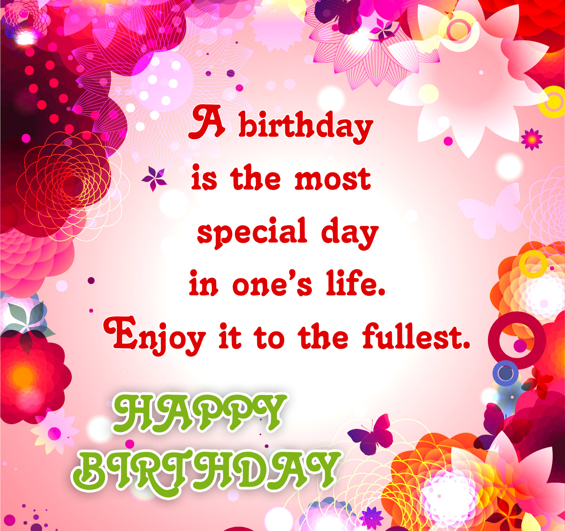 happy birthday greeting card pictures ; Happy-bday-1