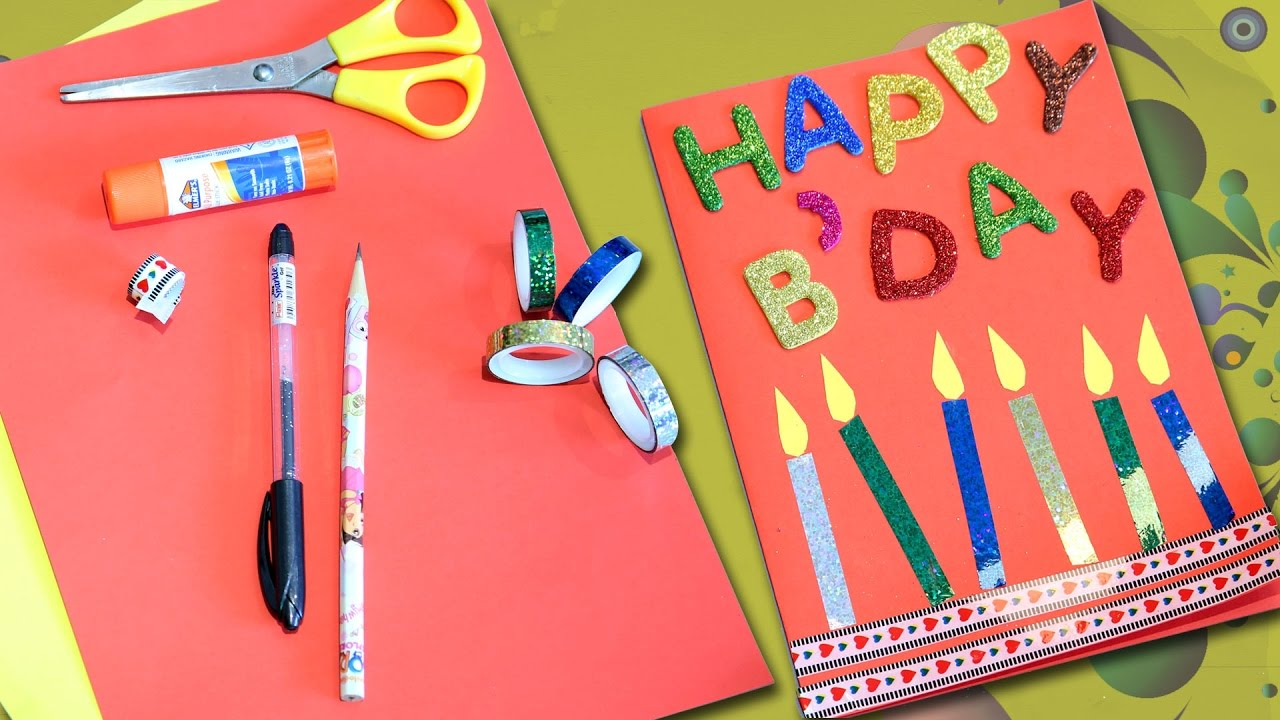 happy birthday greeting card pictures ; maxresdefault
