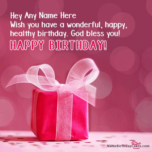happy birthday greeting images with name ; amazing-birthday-wish-for-anyone-with-name-2141