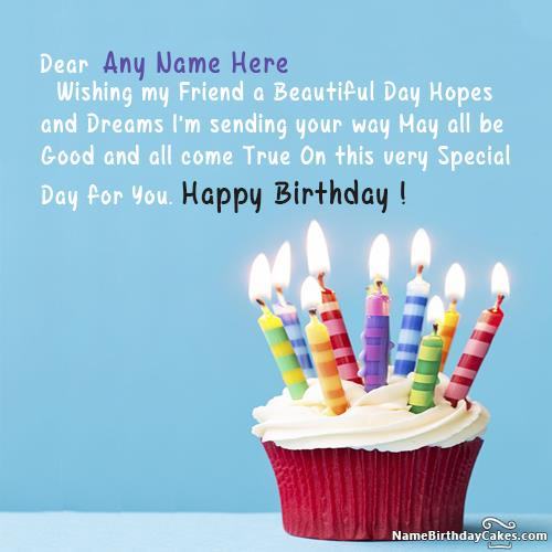 happy birthday greeting images with name ; special-candles-cupcake-for-happy-birthday-wish-with-name-5a9f