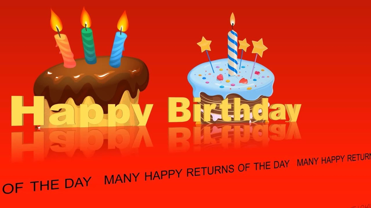 happy birthday greetings images free download ; maxresdefault